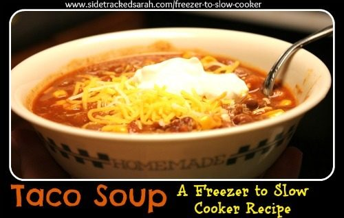 freezer to slow cooker recipe