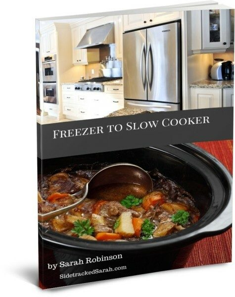 Freezer to Slow Cooker Ebook