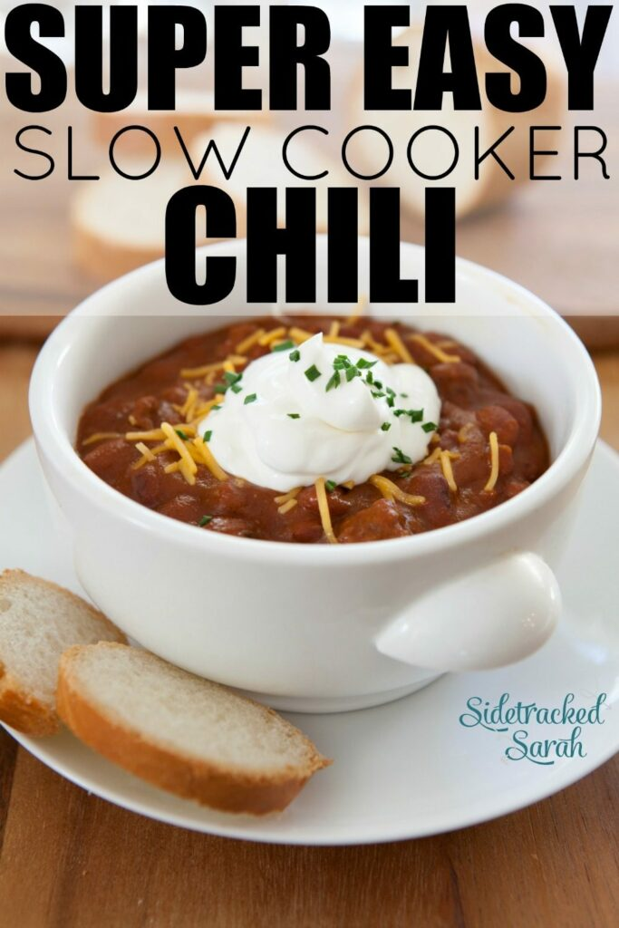 This recipe is so quick to throw together in your slow cooker. Tastes amazing!