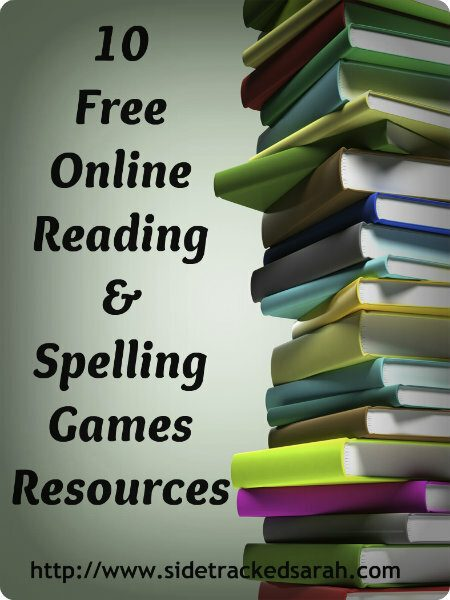10 Free Online Reading Amp Spelling Game Resources