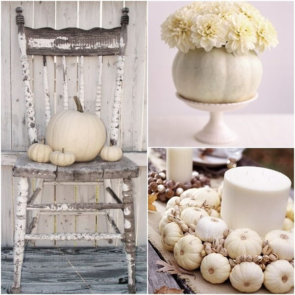 10 ways to decorate with pumpkins sidetracked sarah