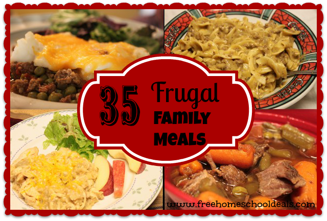 our family s inexpensively here are 35 frugal family meals that i