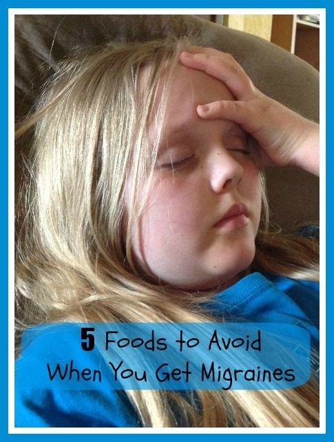 What to avoid for migraines