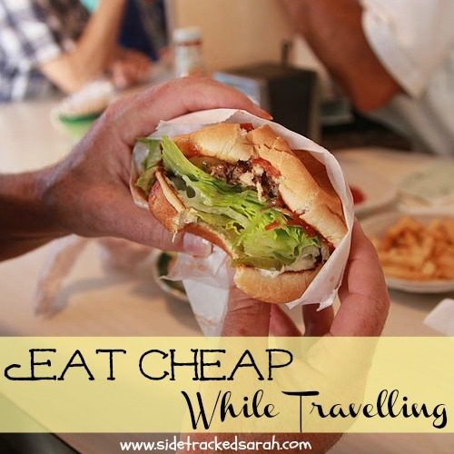 Eat Cheap While Travelling