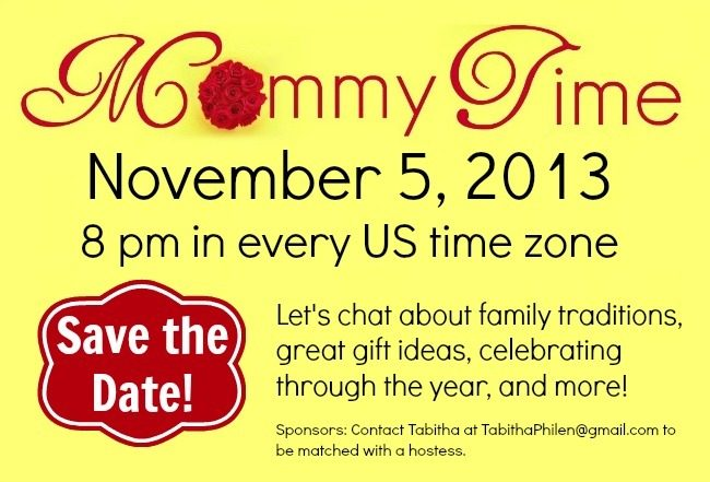 RSVP for the Mommy Time Party for a Chance to Win $50!