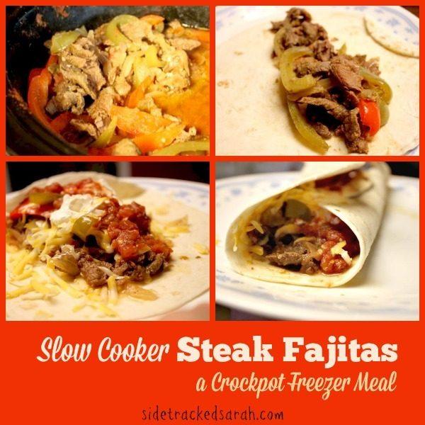 Crock Pot Chicken Fajitas Food Network