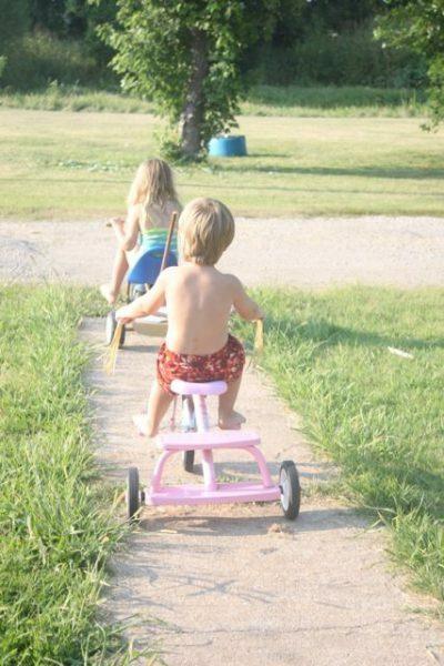 2 on Trikes