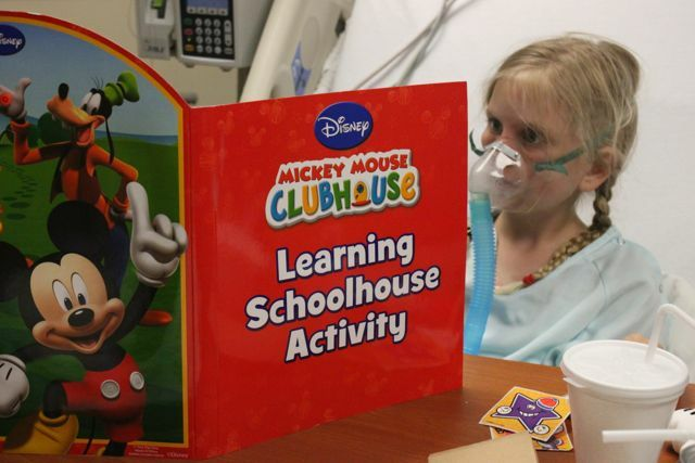 Make Education Fun – Even in the Hospital with Disney Junior Games
