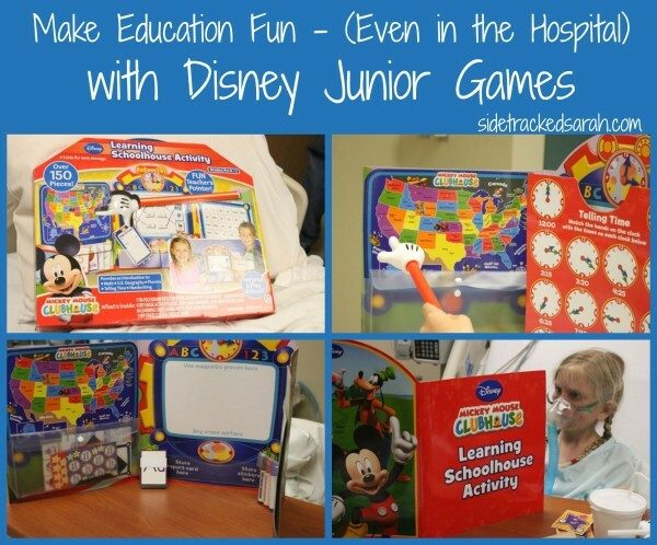 Make Education Fun with Disney Jr Games