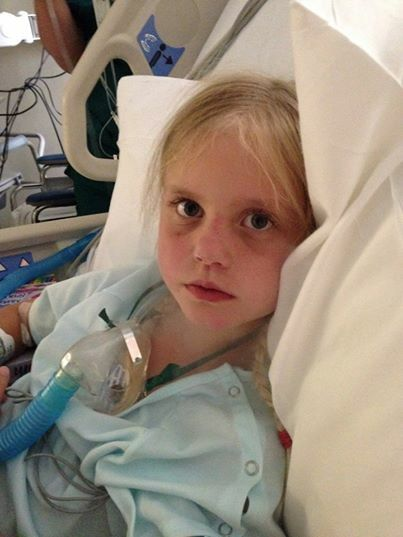 Savannah in Hospital