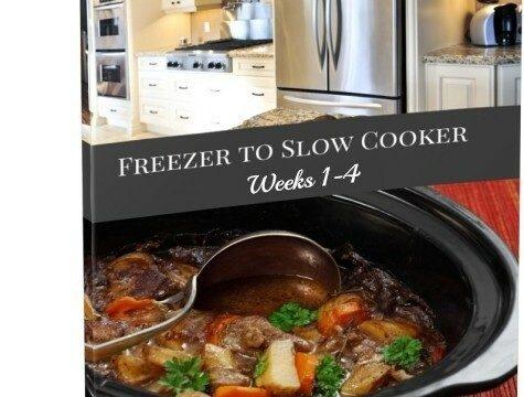 Freezer to Slow Cooker Bundle #1