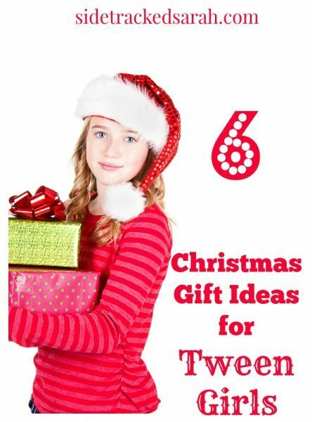 6 Christmas Gift Ideas for Tween Girls