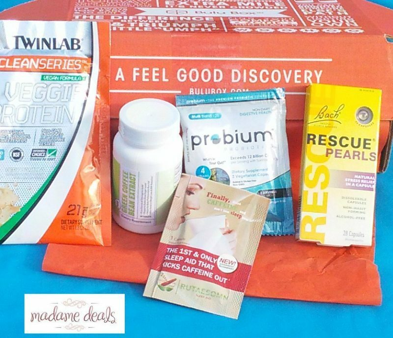 GIVEAWAY:  9 Winners!  3 Month Subscription to Bulu Box
