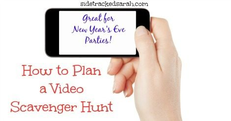 Host a New Year's Eve Video Scavenger Hunt – Ideas for a Fun Night!