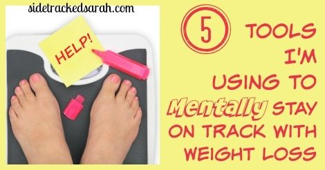 5 Tools for Weight Loss