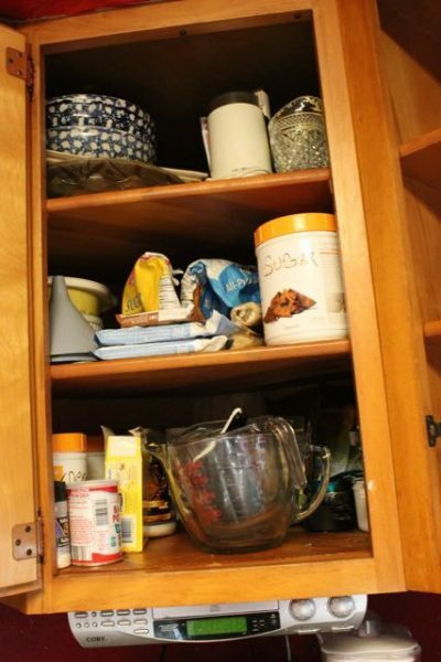 Baking Cabinet - After