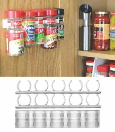 Spice Storage Rack - Amazon