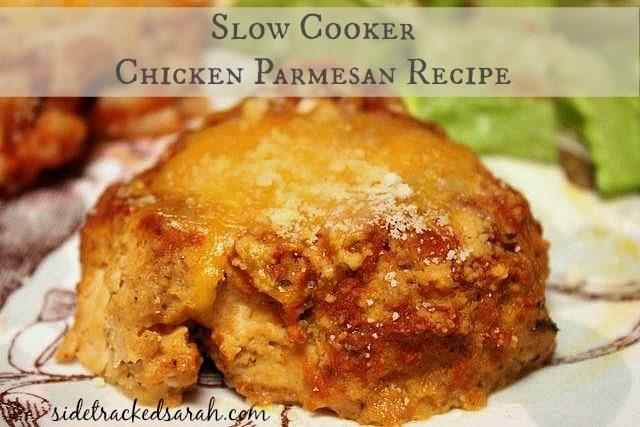 pot parmigan breast Chicken recipe crock