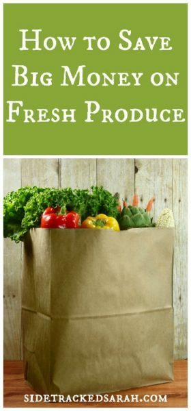 Save Money on Produce