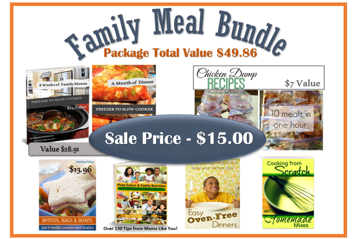 Family Meal Bundle Exclusive Sale