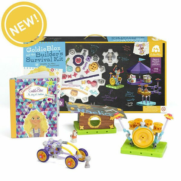 GoldieBlox Builder's Kit