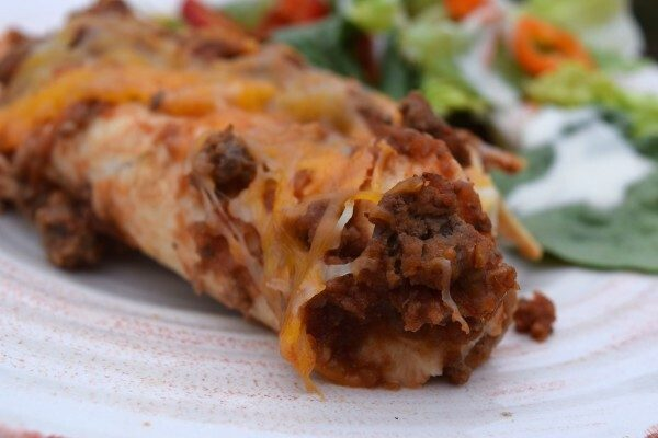 Enchiladas in the SLow Cooker