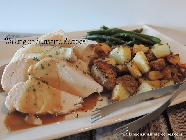 For frozen turkey breast crockpot recipe words... super