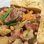 Lamb & Bean Stew