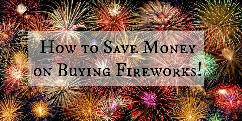 How to Save Money on Fireworks