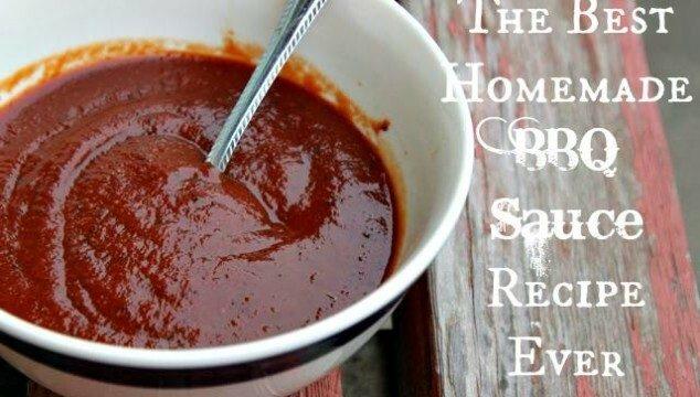 Easy BBQ Sauce Recipe