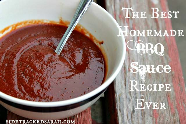 The Best Easy BBQ Sauce Recipe Ever