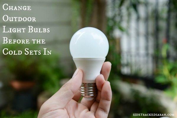 Change Bulb