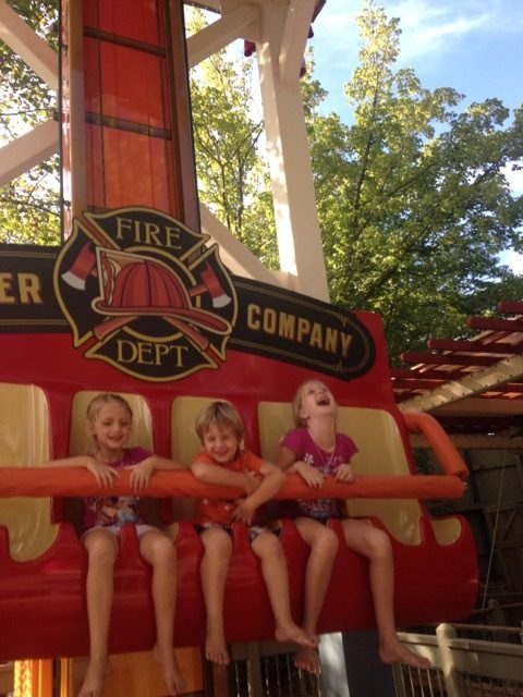 Firemand's Landing at Silver Dollar City