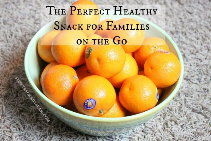 The Perfect Healthy Snack for Families on the Go