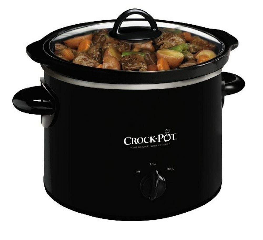 2 quart slow cooker