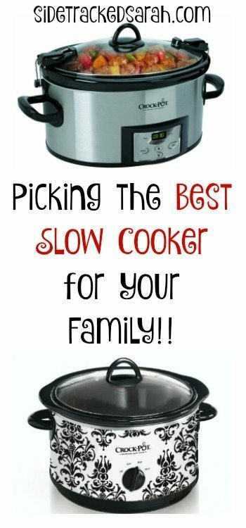 Best Slow Cooker for Your Family
