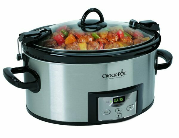 Crockpot Programmable