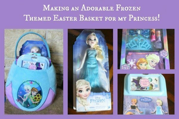 Frozen Easter Basket