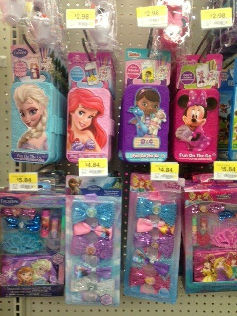 ©Disney Princess Easter Items