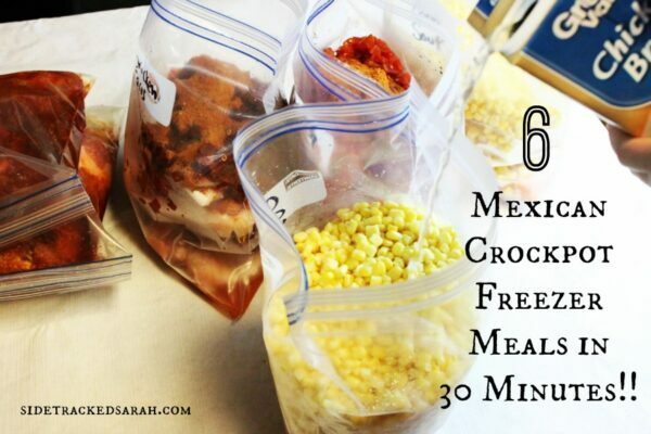 6 Mexican Meals