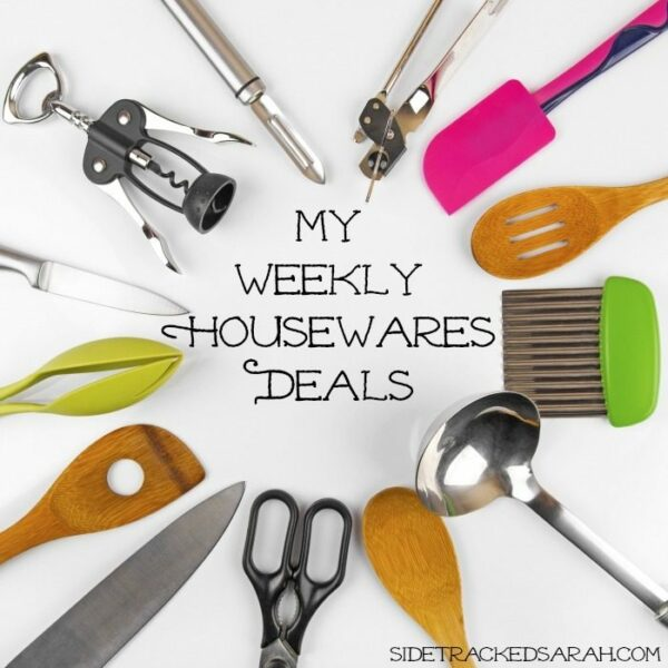 Weekly Housewares Deals