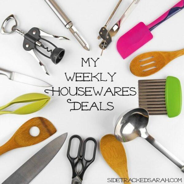 Weekly Housewares Deals