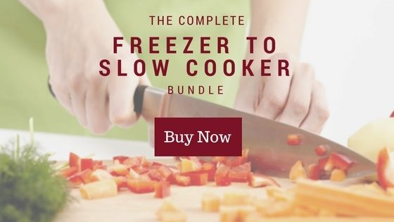 Freezer to Slow Cooker Bundle