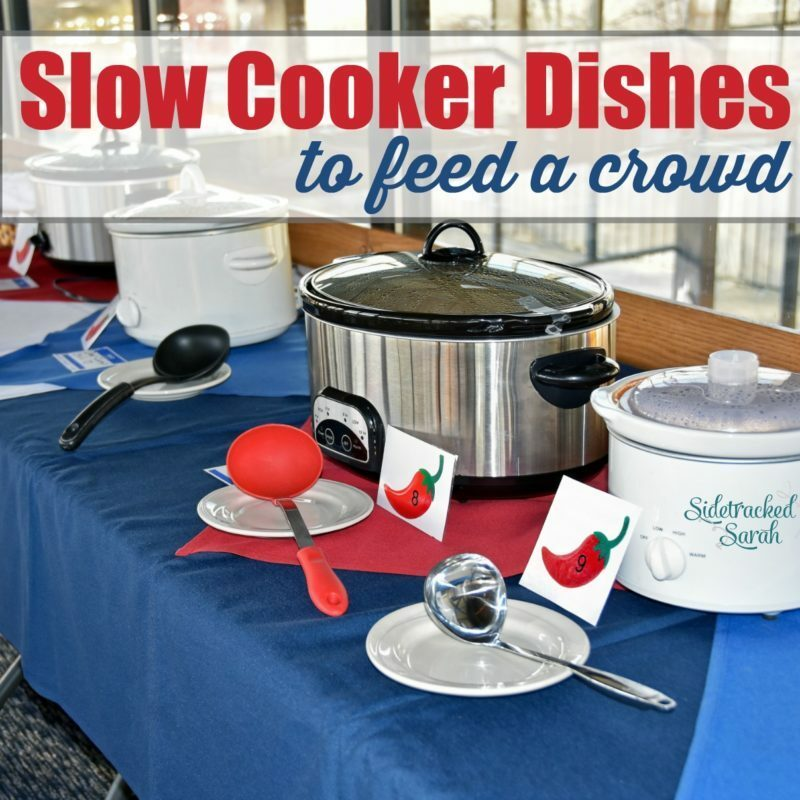Easy Slow Cooker Dishes to Feed a Crowd