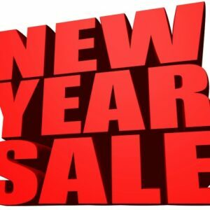 DON'T MISS THIS NEW YEAR SALE!