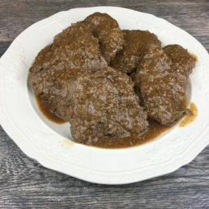Instant Pot Cubed Steak and Gravy Recipe
