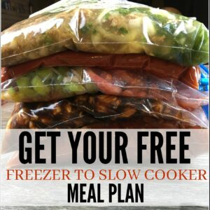 Would you like to try a new Freezer to Slow Cooker Menu?  It's FREE!