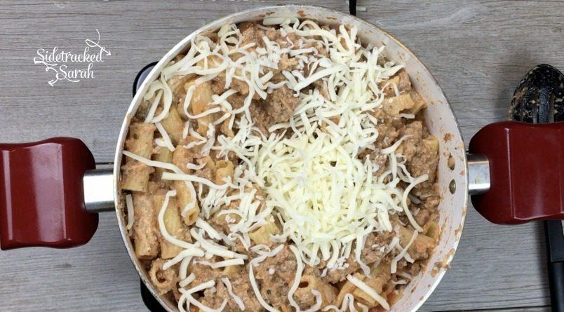 Easy One-Pot Lasagna Recipe