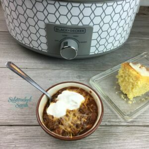 The Best, Easy Slow Cooker Chili Recipe Ever