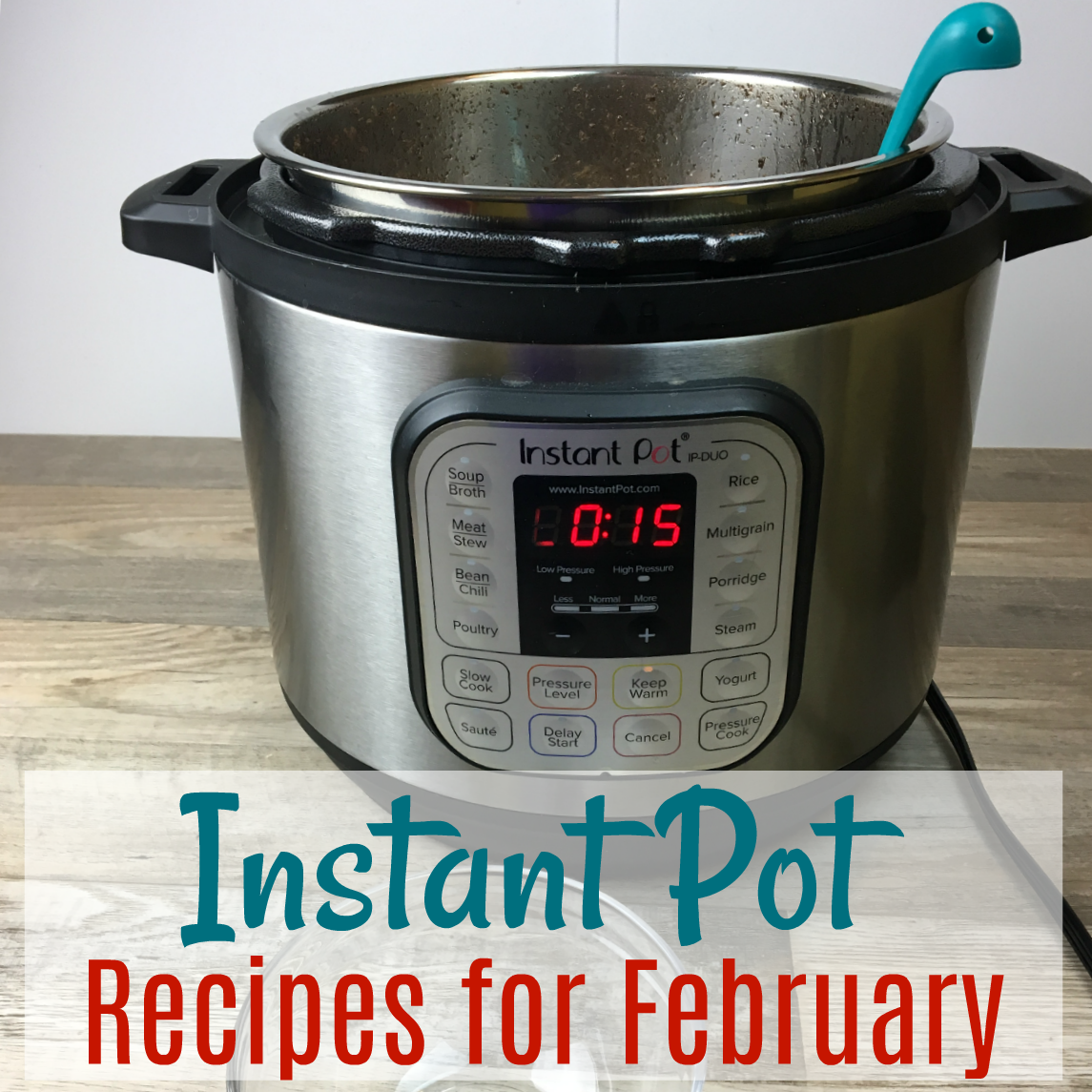 Instant Pot Recipes for February - Sq